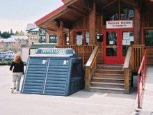 pedalpod at ski-lodge